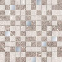 Настенная мозаика Braid grey 298 x 298 mm