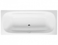 Стальная ванна BetteDuo 3820-000 180x80x42 белая с доп. опц. антигрязевое покрытие PLUS