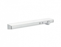 Смеситель для душа Hansgrohe ShowerTablet Select 700 термостатический, белый/хром