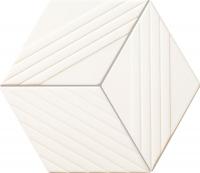 Настенная мозаика Colour white 226 x 198 mm