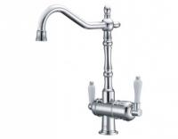 Смеситель Zorg Clean Water ZR 326 YF для кухонной мойки