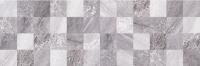 Плитка облиц. 200*600 Мармара серый мозаика 17-30-06-616 (57,60 кв.м.), Ceramica Classic