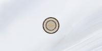 Настенный декор  Inserto Opal Vesta Perla 340 х 670 mm