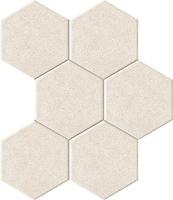 Настенная мозаика Tecido grey 298x221 mm