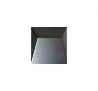 Настенный декор Code steel 125 x 125 mm