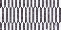Настенная плитка Deco Abadia Negro 340 х 670 mm