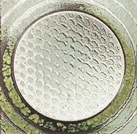 Настенный декор Shapes Emerald Mix 200 x 200 mm
