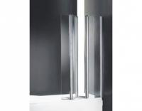 Шторка на ванну Cezares Trio V3 90/140 P Cr R