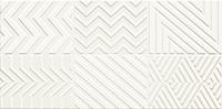 Настенный декор Karelia white patchwork 223x448 mm
