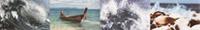 Настенный бордюр Elida Landscape 448 x 71 mm