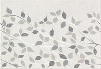 Настенный декор Jasmin szara 360 x 250 mm