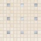 Настенная мозаика Onde krem 298 x 298 mm