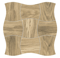 Настенная мозаика Royal Place wood 293x293 / 10mm