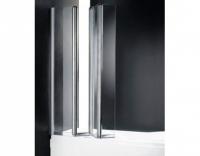 Шторка на ванну Cezares Trio V3 90/140 C Cr R