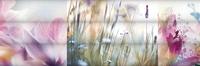 Настенный декор Bouquet A 250 x 750 mm