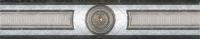Настенный фриз Сenefa Vesta Perla 70 х 340 mm