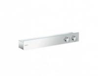 Смеситель для душа Hansgrohe ShowerTablet 600 ВМ 13108000, термостатический, хром