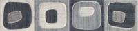 Настенный бордюр Modern Square 1 448x105 / 8mm