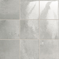 Напольная мозаика Epoxy Graphite 1 298x298 / 10 mm