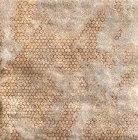 Настенная плитка Mandala Brown 200 x 200 mm