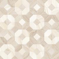 Напольная плитка Mosaico Abadia Crema 450 х 450 mm