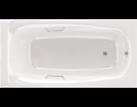 Чугунная ванна BLB AUSTRALIA 170x85 (с отверстиями для ручек) F79TT2001