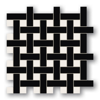 Напольная мозаика Tower Hill 1 298x298 / 8mm