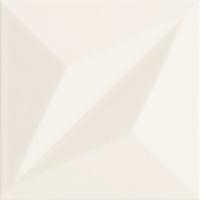 Настенная плитка Colour white STR 1 148 x 148 mm