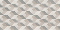 Настенный декор Tempre grey 608 x 308 mm