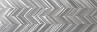 Настенный декор Fold Grey 250 x 750 mm