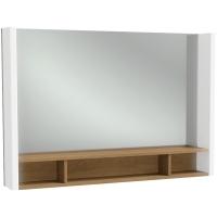 Зеркало Jacob Delafon Terrace EB1182-NF 100x68.5 с полкой и подсветкой