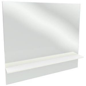 Зеркало Jacob Delafon Struktura EB1215-N18 119x107.2 с полкой, белый