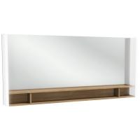 Зеркало Jacob Delafon Terrace EB1184-NF 150x68.5 с полкой и подсветкой