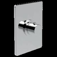 Смеситель для душа La Torre Taya 40955, 1 режим, термостат
