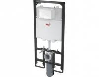 Система инсталляции для унитазов AlcaPlast Alcaplast AM1101/1200 Slim 84 мм