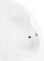 Ванна акриловая Poolspa Poolspa Mistral 160x105 L с ножками