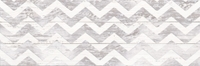 Плитка настенная ШЕББИ ШИК декор 20х60 серый 1064-0098