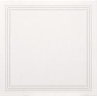 Плитка напольная 43*43 Arte белый
