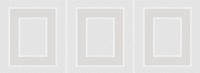 Декор Вилланелла Геометрия белый