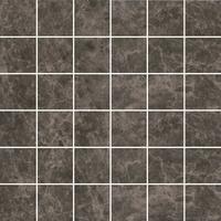 Мозайка Мерджеллина коричневый темный