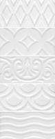 Авеллино белый структурный 7,4х15