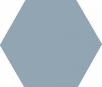 Плитка Аньет голубой тёмный