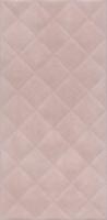 Плитка Марсо розовый структура обрезной