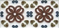 Декор Клемансо орнамент STG\B616\16000