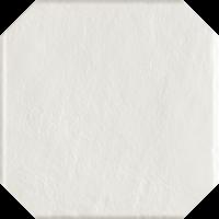Modern Octagon Bianco 19,8x19,8