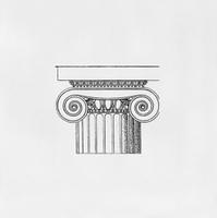 Декор Авеллино колонна