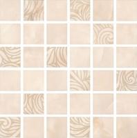 Декор Вирджилиано беж мозаичный