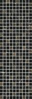 Декор Астория черный мозаичный