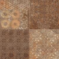 Плитка Фрейя на коричневом коричневая ПГ3ФР404