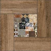 Плитка Ранчо на коричневом коричневый ПГ3РЧ404